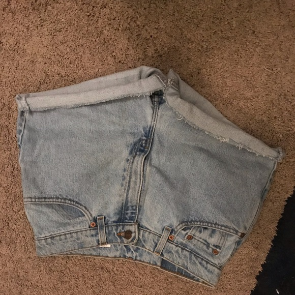 91ccf997550 Levi's Shorts | High Waisted Levi | Poshmark
